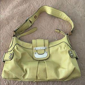 Guess - Yellow purse